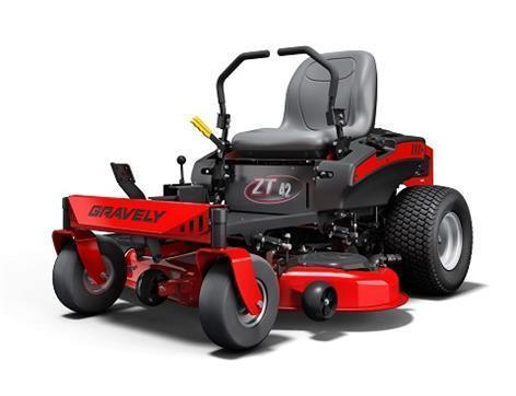 2016 Gravely ZT42 Equipment/ Zero Turn Mower