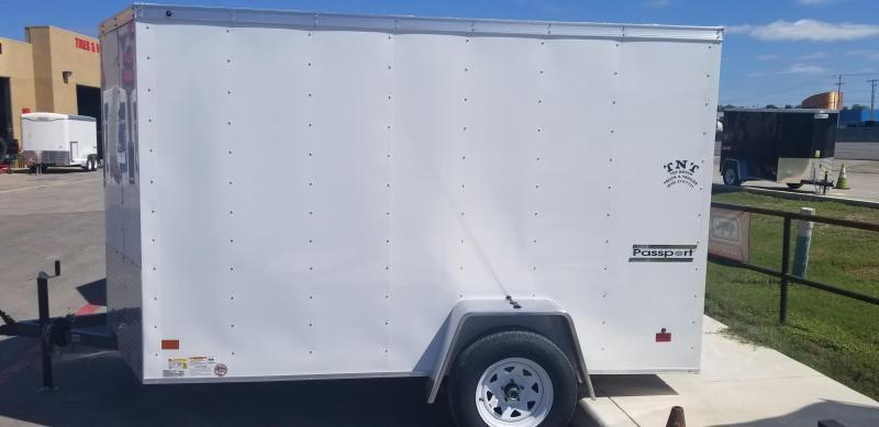 2019 Haulmark PPT6X10DS2 Enclosed Cargo Trailer    ******HAVE EVERY SIZE YOU MAY NEED IN STOCK******