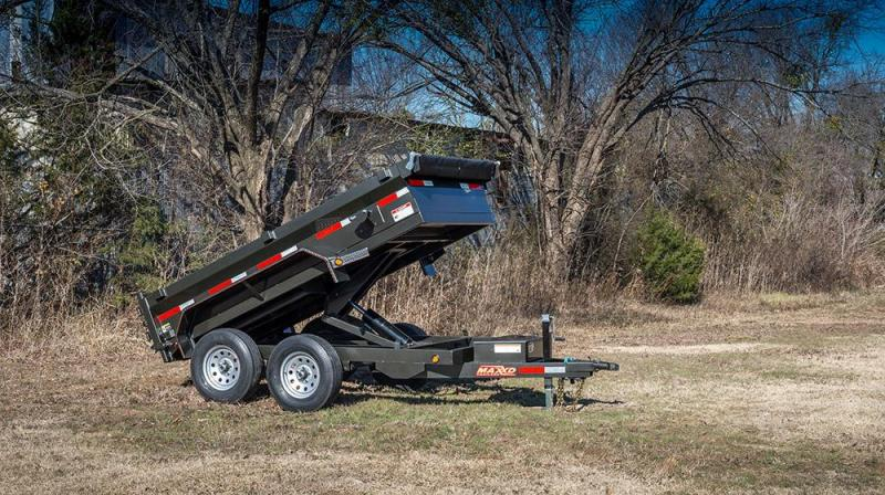"2018 Maxxd Trailers 10X60"" Dump Trailer  ******HAVE EVERY SIZE YOU MAY NEED IN STOCK******"