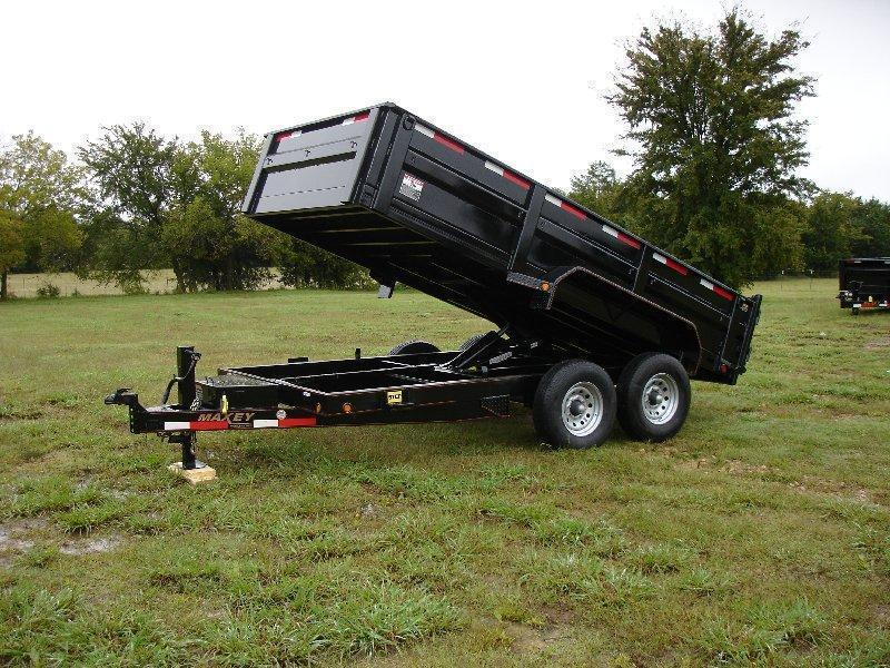 "2017 Maxxd Trailers 14'X83"" Dump Trailer  ******HAVE EVERY SIZE YOU MAY NEED IN STOCK******"