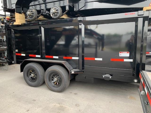 "2019 MAXXD 14'X83"" Dump Trailer    ******HAVE EVERY SIZE YOU MAY NEED IN STOCK******"