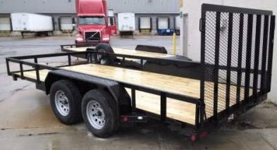 """2020 MAXXD 18'X83"""" Utility Trailer  ******HAVE EVERY SIZE YOU MAY NEED IN STOCK******"""