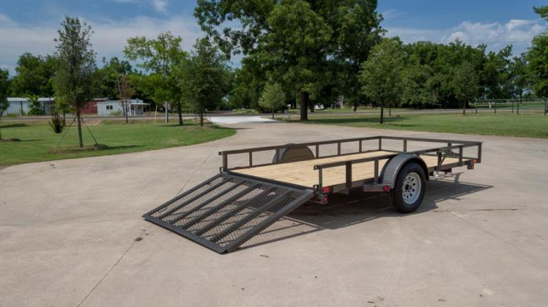 "2020 MAXXD 12'X77"" Utility Trailer   ******HAVE EVERY SIZE YOU MAY NEED IN STOCK******"