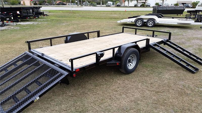 "2019 MAXXD 12'X83"" Utility Trailer   ******HAVE EVERY SIZE YOU MAY NEED IN STOCK******"