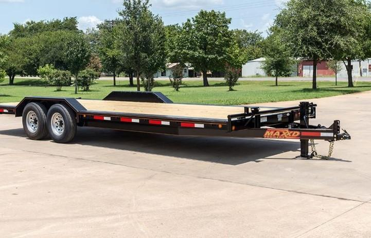 """2020 MAXXD 24'x104"""" Equipment Trailer    ******HAVE EVERY SIZE YOU MAY NEED IN STOCK******"""