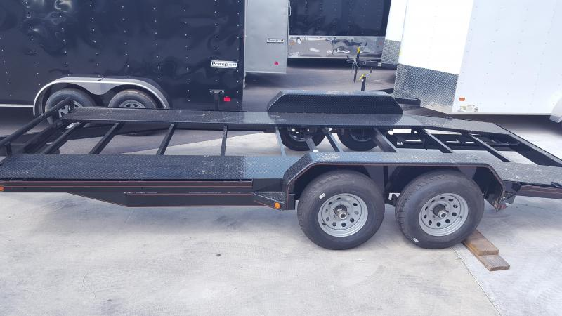 "2017 Maxey 18'X83"" Car / Racing Trailer ******HAVE EVERY SIZE YOU MAY NEED IN STOCK******"