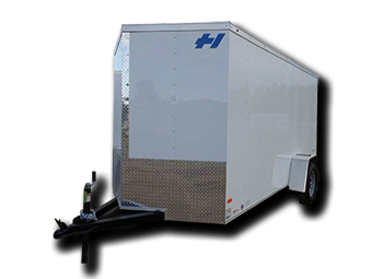 2019 Haulmark TH6X10DS2 Enclosed Cargo Trailer