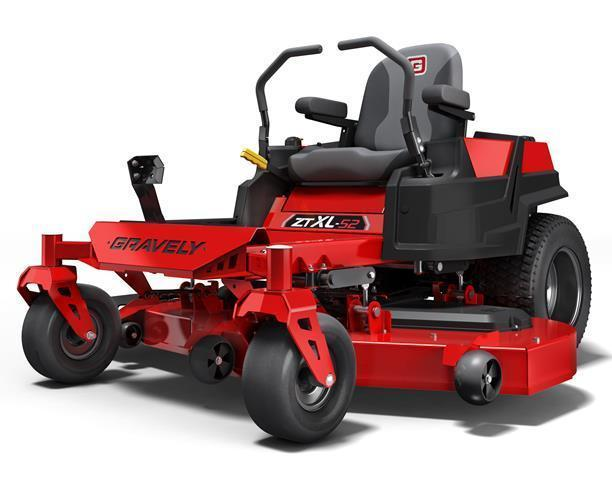 2016 Gravely ZT XL 52 Lawn/ Zero Turn Mowers