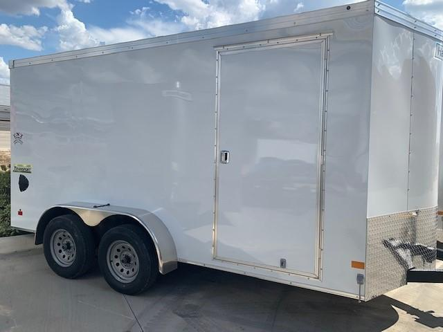 2020 Haulmark TSV712T2 Enclosed Cargo Trailer   ******HAVE EVERY SIZE YOU MAY NEED IN STOCK******