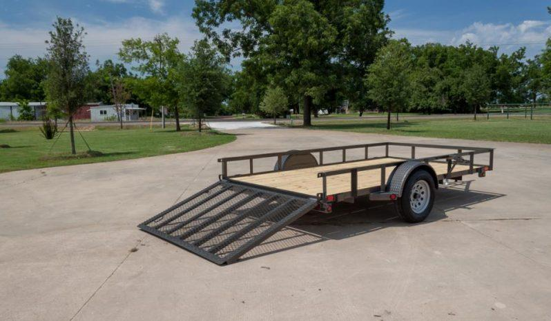 "2019 MAXXD 8'X61"" Utility Trailer    ******HAVE EVERY SIZE YOU MAY NEED IN STOCK******"