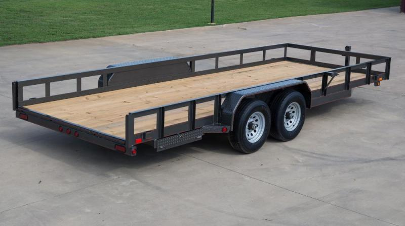 "2019 MAXXD 16'X83"" Utility Trailer   ******HAVE EVERY SIZE YOU MAY NEED IN STOCK******"