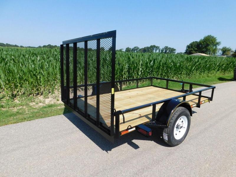 2019 Trailer Express 6 1/2 x 10 Utility Trailer