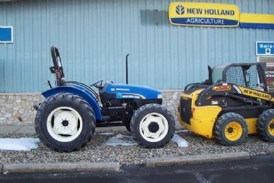 2015 New Holland Workmaster 55