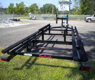 Pontoon Bunk Trailer