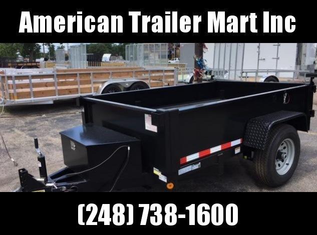 5 X 8 Dump Trailer