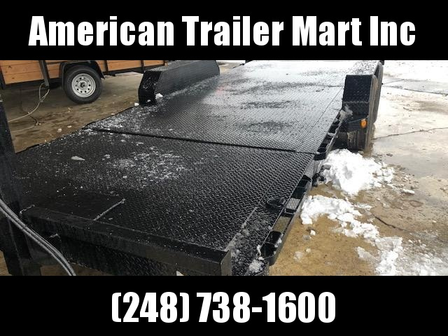 Tilt Low Pro 83 X 20 - 14K Equipment Trailer