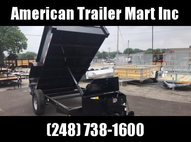 5 X 10 Dump Trailer
