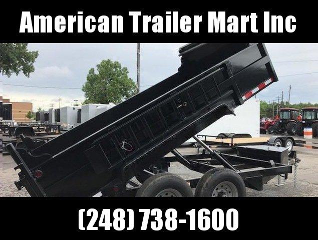 83 X 12 Dump Trailer