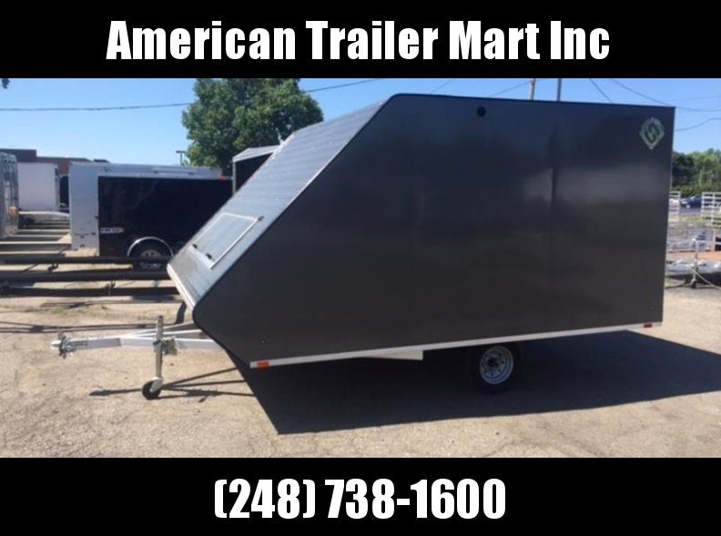 8.5 X 12 Snowmobile Trailer