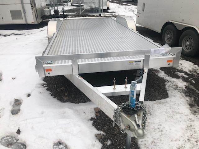 20 x 8 Open Tilt Car Hauler/Trailer