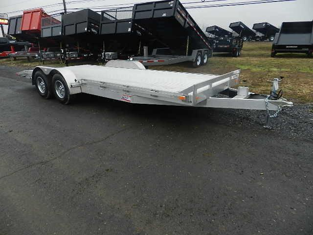 8 x 20 Open Tilt Car Hauler/Trailer