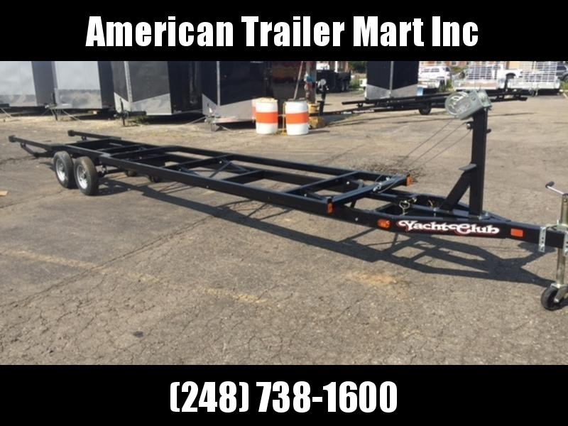 Pontoon Trailer