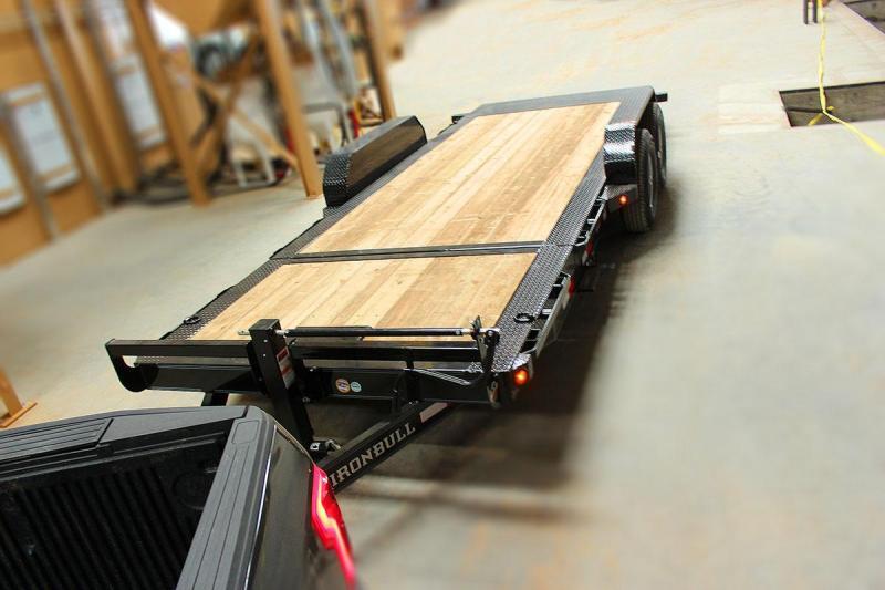 Tilt Low Pro 83 X 16 - 10K Equipment Trailer