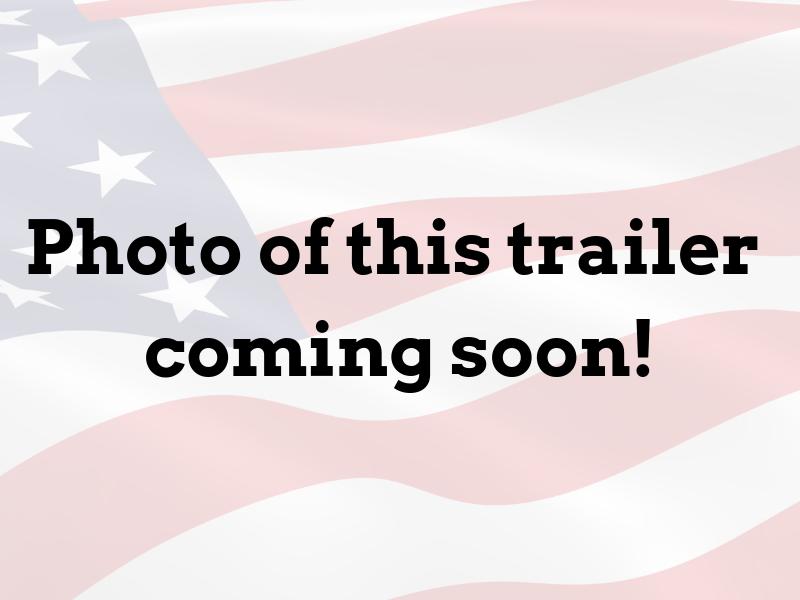 7 X 12 Single Axle Enclosed Blackout Trailer