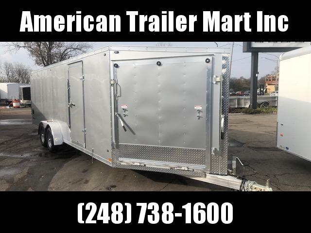 7 X 27 Snowmobile Trailer