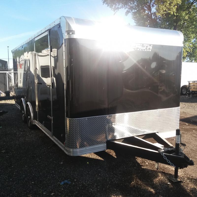 8.5 X 20 Enclosed Cargo Trailer