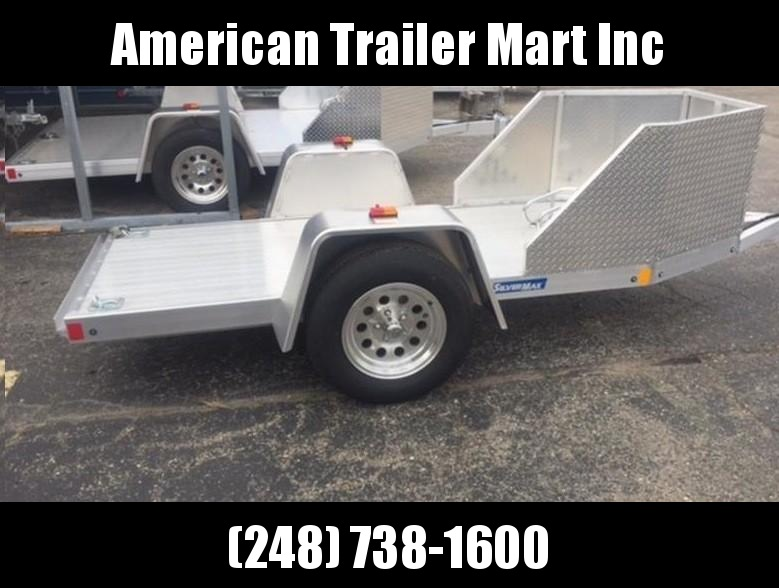 1 Place Open Motorcycle Trailer