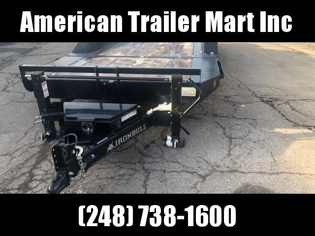 Tilt Low Pro 102 X 20 - 21K Equipment Trailer