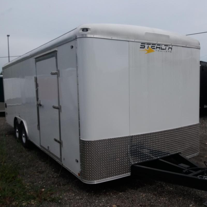8.5 X 22 Enclosed Cargo Trailer 10K