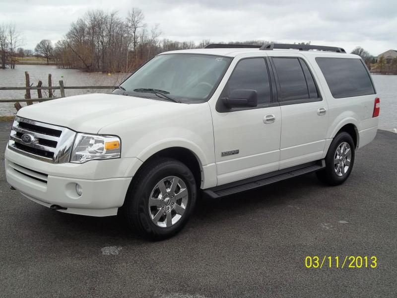 2008 Ford Expedition EL 4x4 XLT