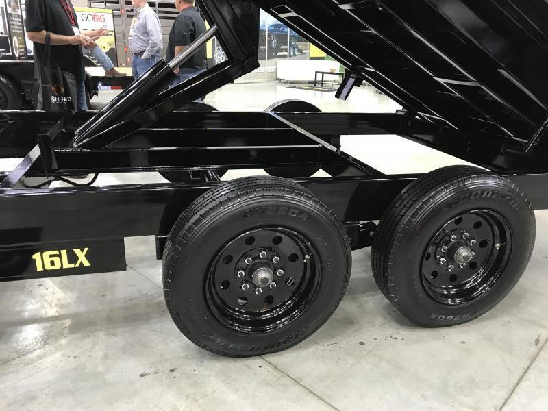 2018 Big Tex NEW MODEL 16LX 16