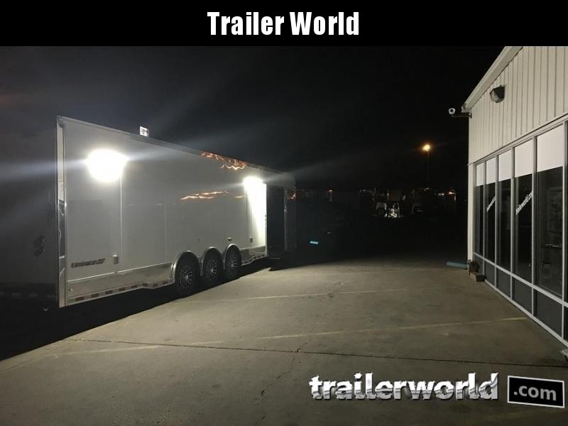2019 Cargo Mate Eliminator 34' Race Trailer