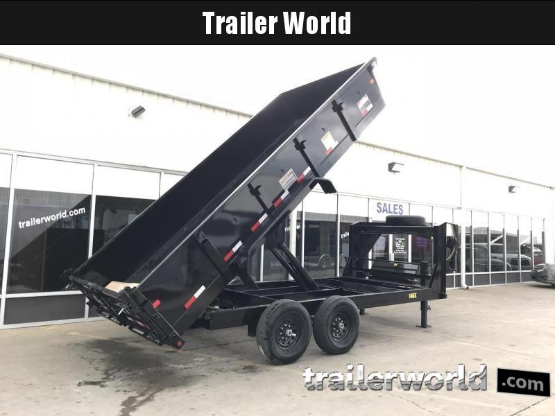 2019 Big Tex Trailers 14GX-14