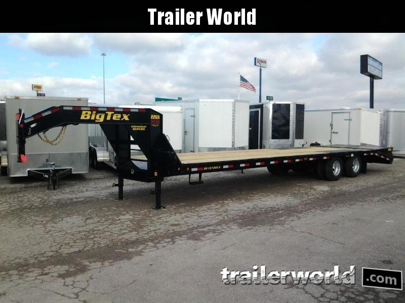 2018 Big Tex Trailers 22GN-28