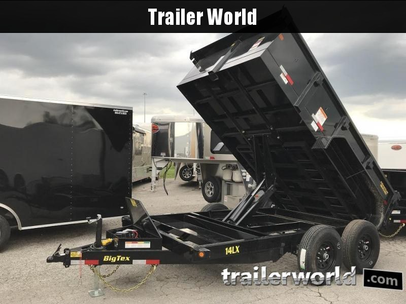 2018 Big Tex Trailers 14LX-12