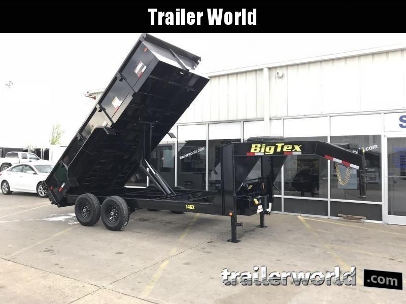 2019 Big Tex Trailers 14GX-16