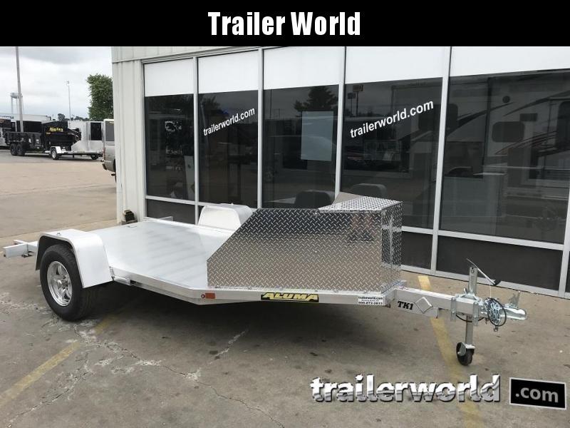 2019 Aluma TK1 Aluminum Trike Trailer