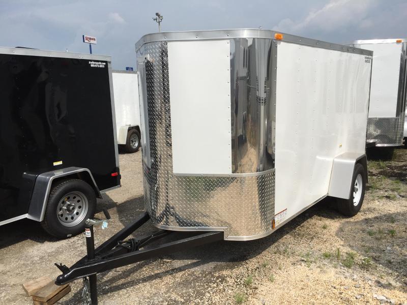 2015 ARI 5' x 10' x 5' Enclosed Cargo Trailer