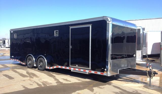 2014 Haulmark Trailers 28' Edge Pro Enclosed Racing Trailer