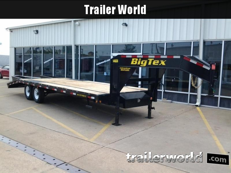 2019 Big Tex Trailers 14GN-20
