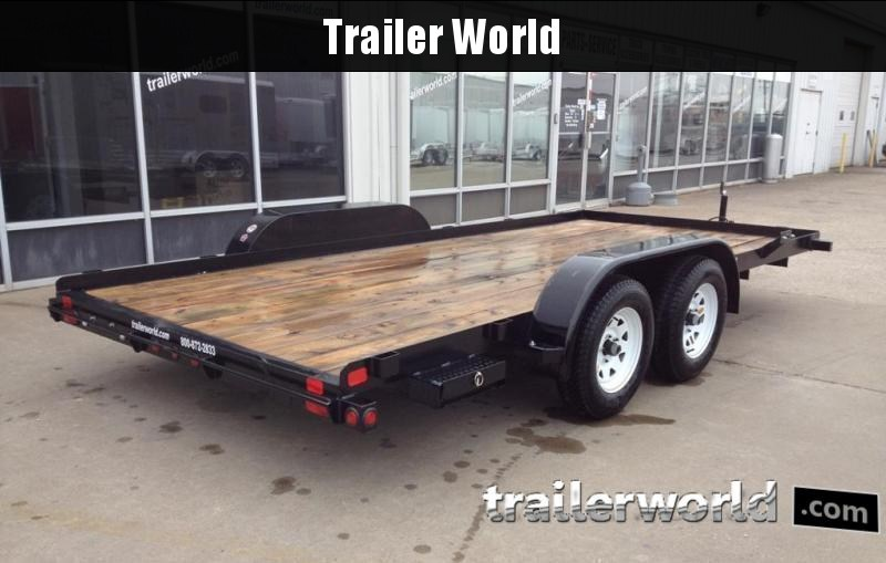 2017 Big Tex Trailers 60CH 16