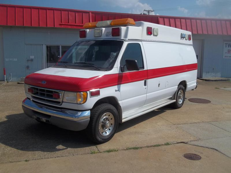1997 Ford E350 Ambulance 7.3L Powerstroke Diesel