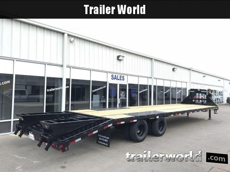 2019 Big Tex Trailers 22GN-30