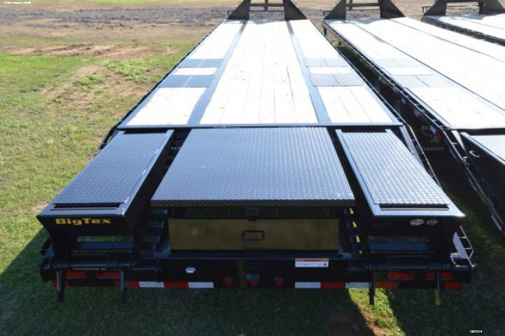 2015 Big Tex Trailers 22GN-35