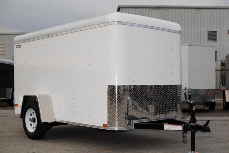 2015 Lark 5' x 10' x 5' Enclosed Cargo Trailer
