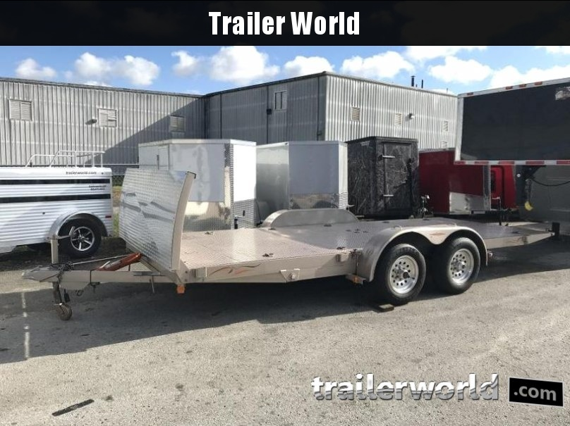2009 H and H Trailer 18
